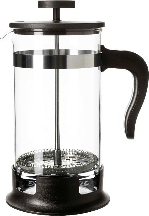 UPPHETTA Cafetera de café y té de cristal de prensa francesa de ...