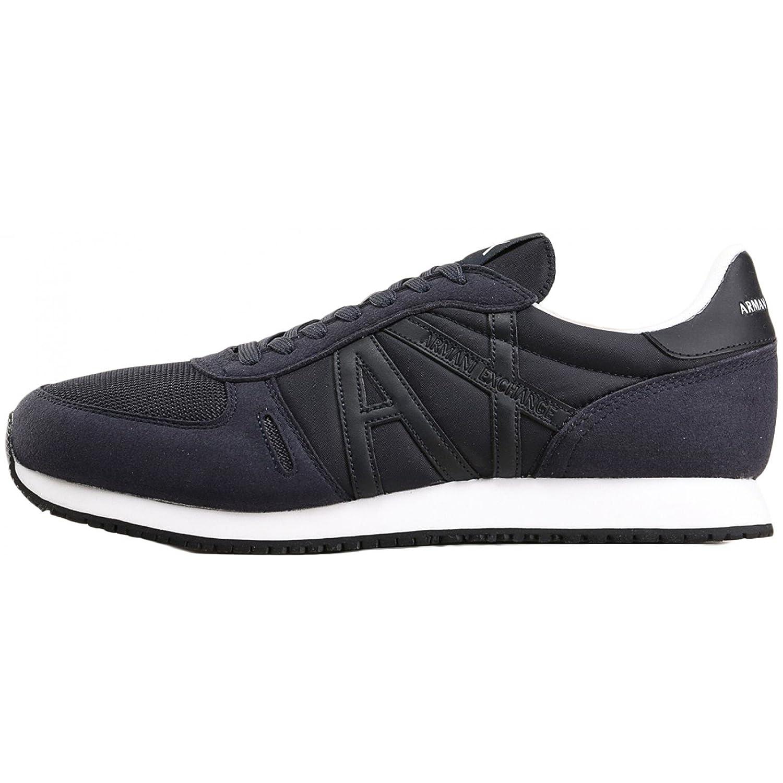 Armani Exchange Sneakers Uomo 955011 8P420 BLU 10|*