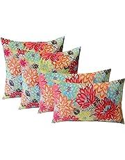 fef868005eb0fd Set of 4 Indoor / Outdoor Pillows - 17