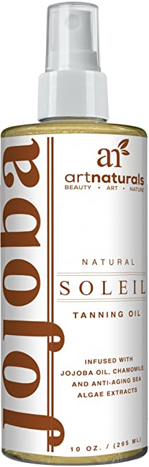 Art Naturals Protective Body Tanning Oil
