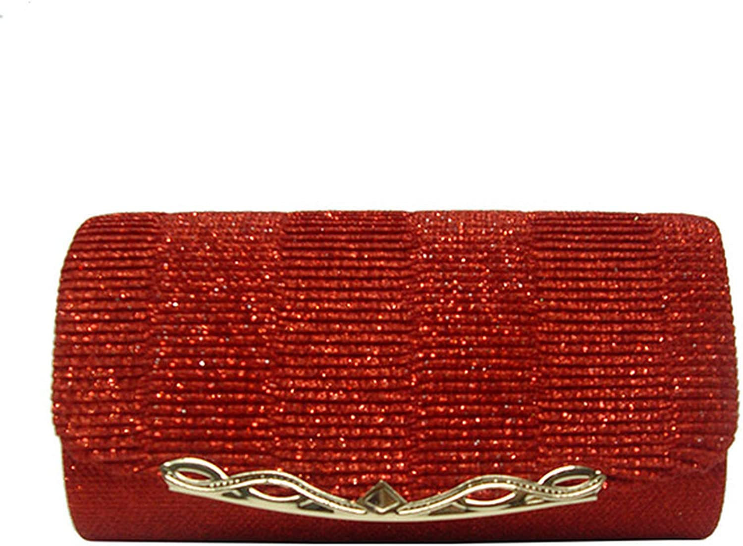 Shiny Evening Bag 5 Solid...