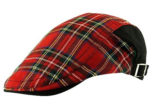 Tartan Flat Cap Major Wear 4SwTn6ibq