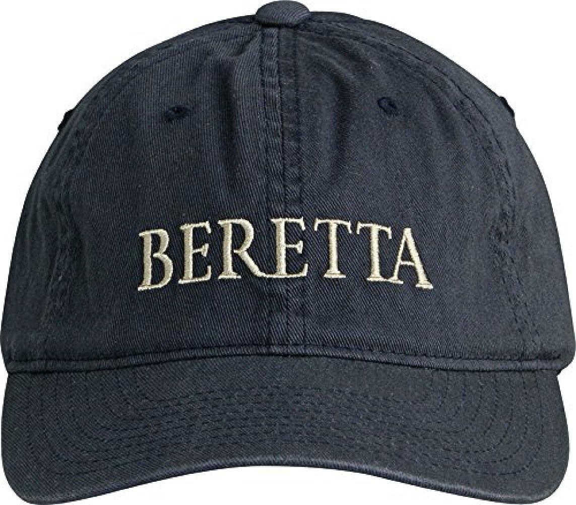 Beretta - Gorra de béisbol - para Hombre Azul Blue Navy: Amazon.es ...