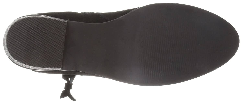 Steve Madden Women's Kyle Ankle Bootie B01NBFJ5Y0 7 B(M) US Black Nubuck