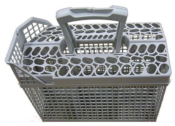 Amazon.com: Genuine AEG lavaplatos gris oscuro cesta de ...