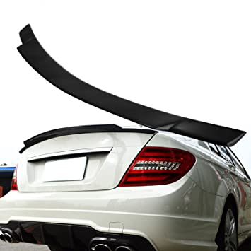 Amazoncom Mophorn Carbon Fiber Trunk Spoiler Fit for 2008  2014