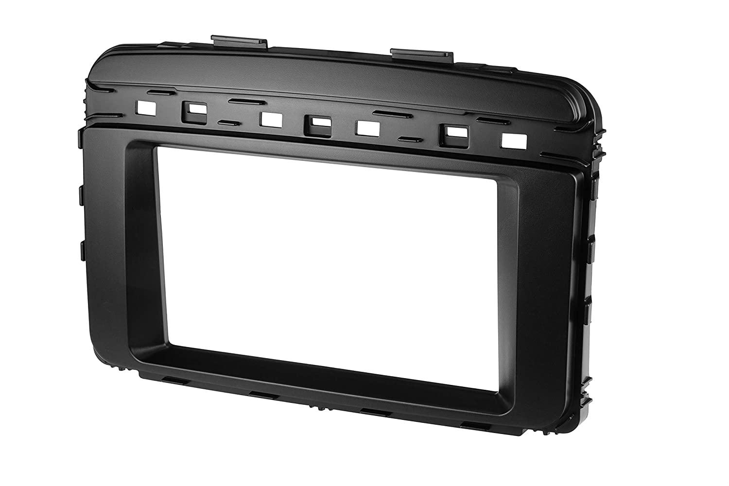 Scosche KA2418SWCB 2016-Up Kia Sorento Double DIN Stereo in-Dash Installation Kit