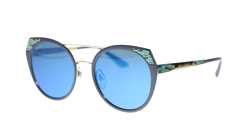Amazon.com: Bvlgari anteojos de sol Para Mujer bv6095 202555 ...