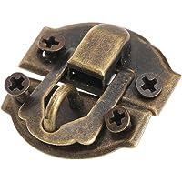 12Piezas Latón antiguo de la joyería caja