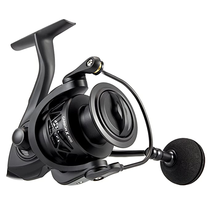 The 8 best rated spinning reels under 100