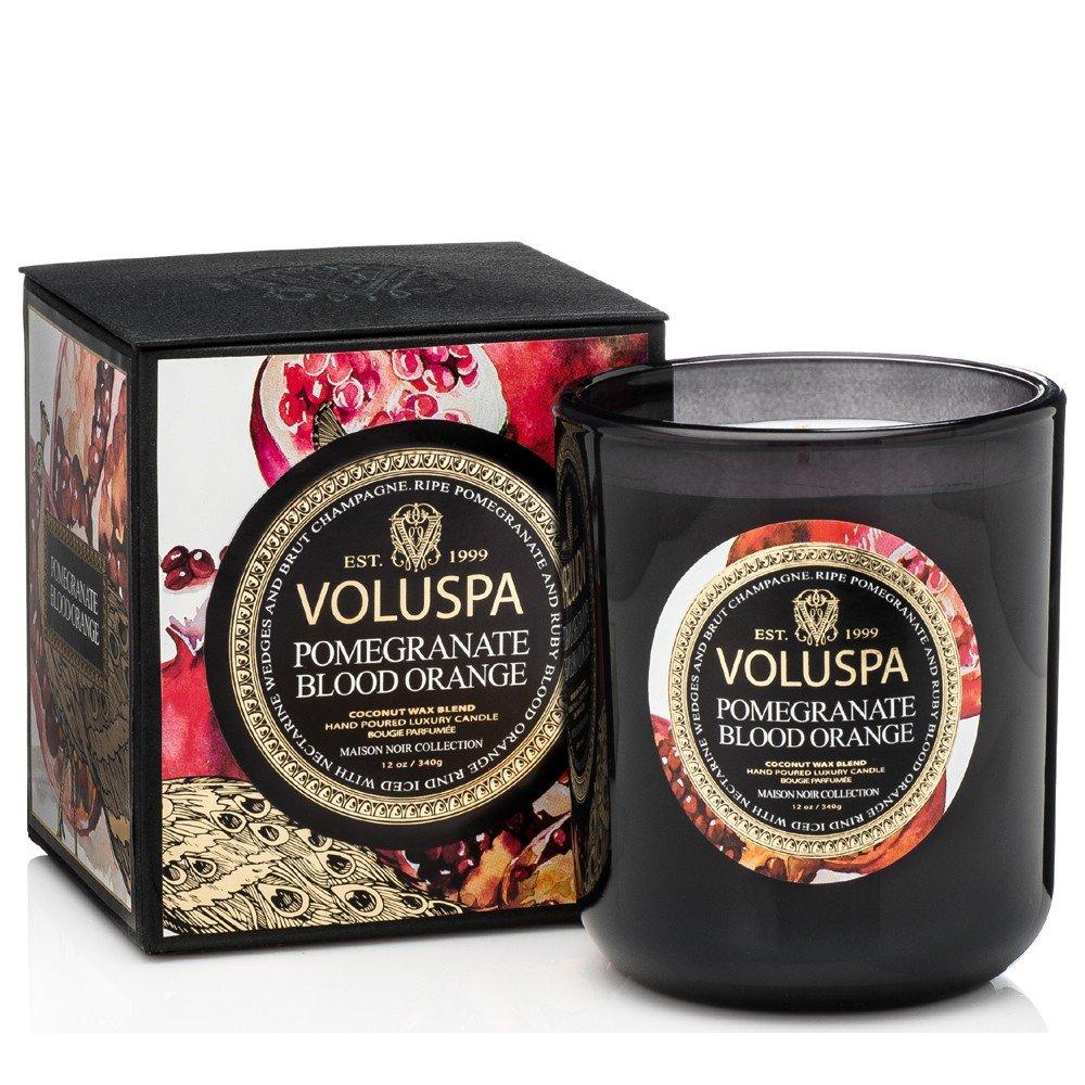 Voluspa Classic Maison Scented Pomegranate Blood Orange Candle 12oz