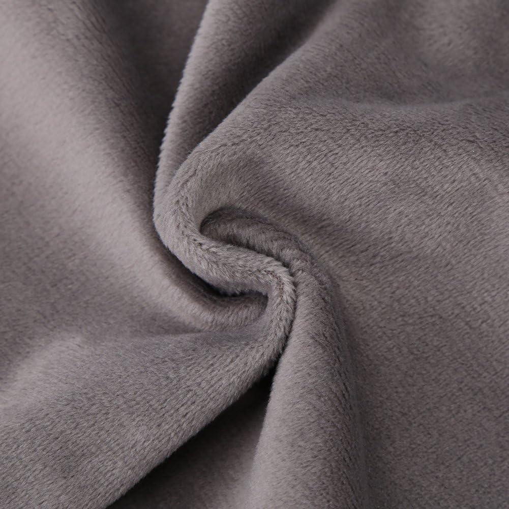Zerodis Couverture Coton pour b/éb/és extra douce et moelleuse,Literie de couverture double face confortable pour enfants Literie l/ég/ère couverture de naissance//dallaitement 80 #5 75cm