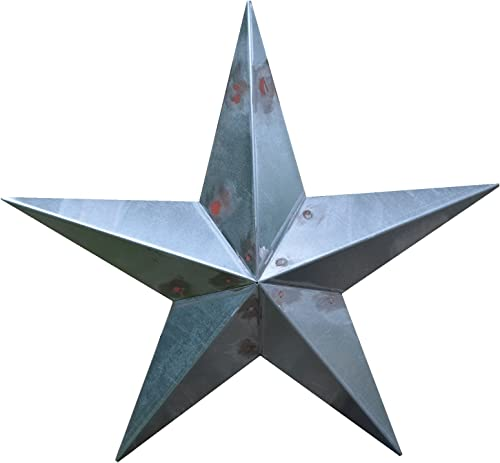 Heavy Duty Metal Star 40″ Unfinished. These Metal Stars Allows You to Choose the Color That Is Perfect