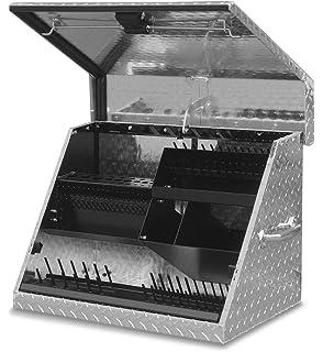 6c6ed35be08 Montezuma – SE250AL – 26-Inch Portable TRIANGLE Toolbox – Multi-Tier Design  –