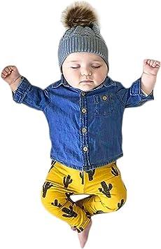 Happy Event Niño Bebé Niño Niña Denim algodón ropa Disfraz Ropa ...