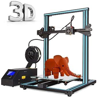 ABCs Printing impresora 3d, manualidades, estructura de aluminio ...