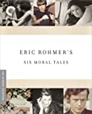 Six Moral Tales (The Criterion Collection)(The Bakery Girl of Monceau / Suzanne's Career / My Night at Maud's / La collectionneuse / Claire's Knee / Love in the Afternoon) [Blu-ray]