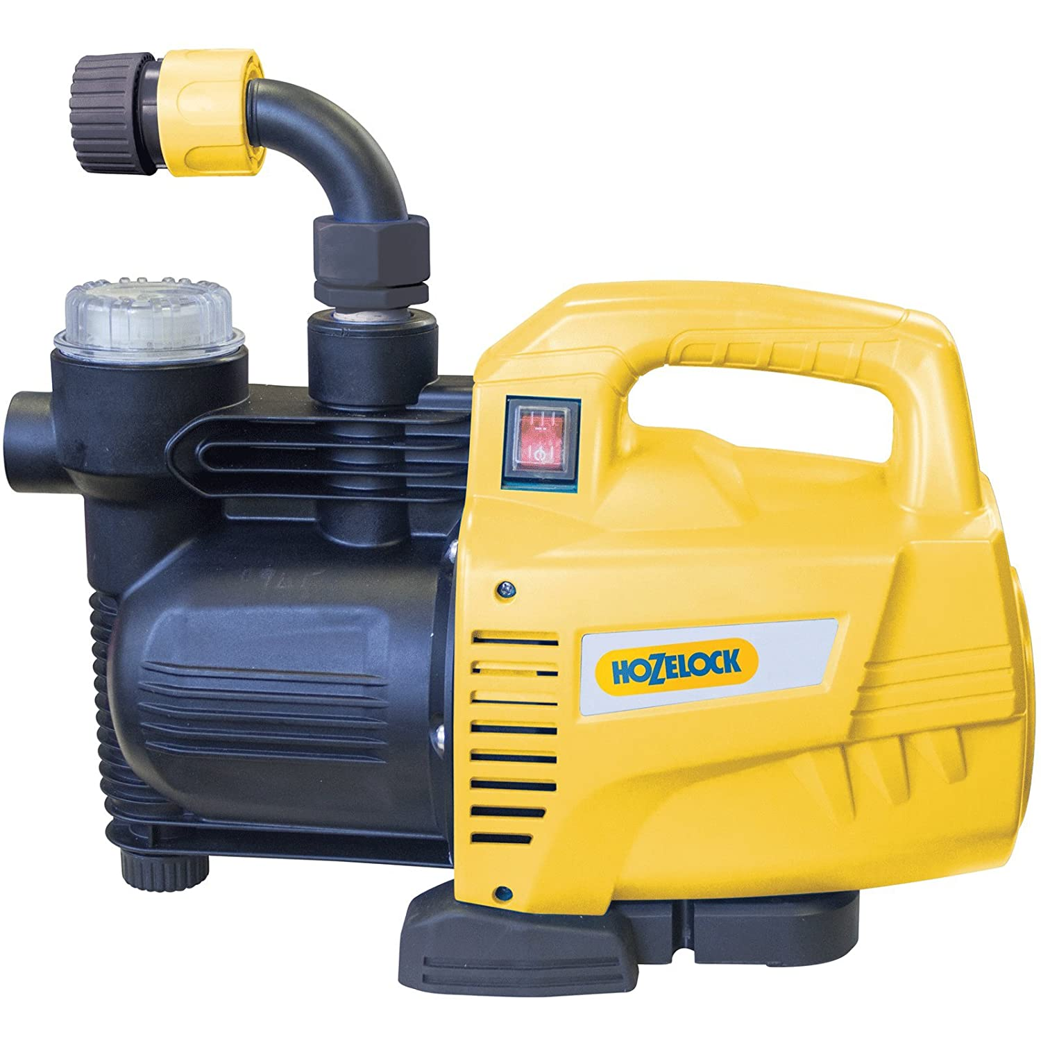 Hozelock 7606 0000 Garden Jet Pump Hozelock Ltd