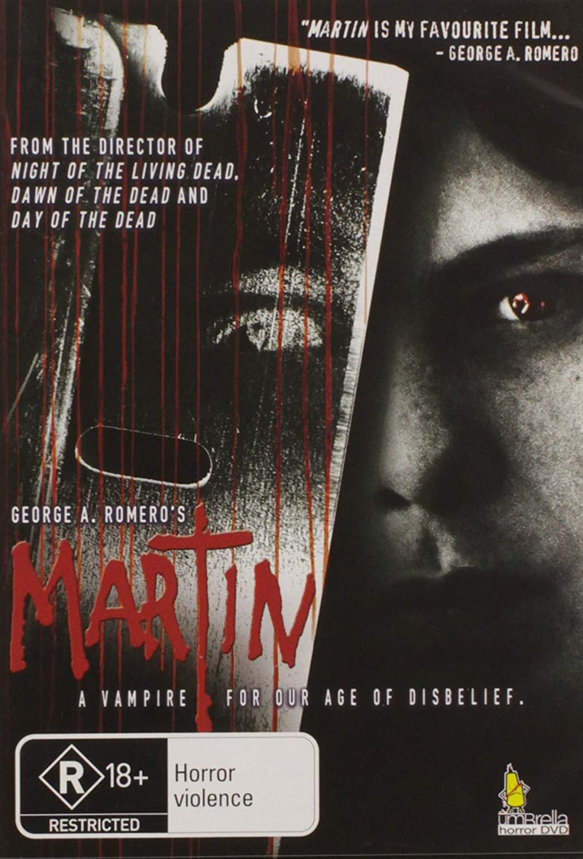 Martin [USA] [DVD]: Amazon.es: Cine y Series TV