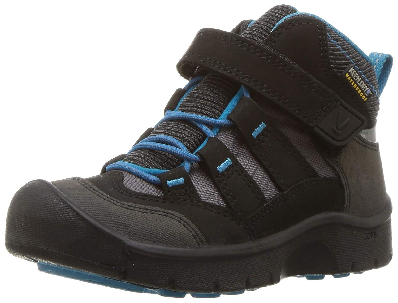 Black blueee Jewel 8 M US Toddler KEEN Kids' HIKEPORT MID WP Hiking Boot