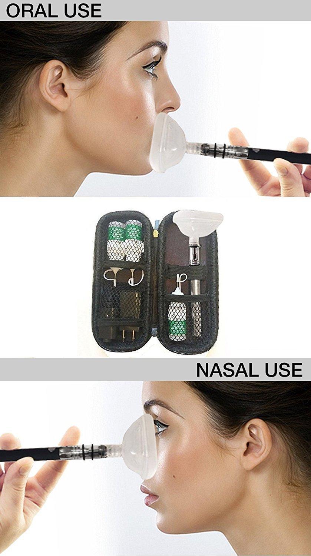 V-Meds - Nano Mist Essential Oil Lung Cleanse Kit by V-Meds - Nano Mist
