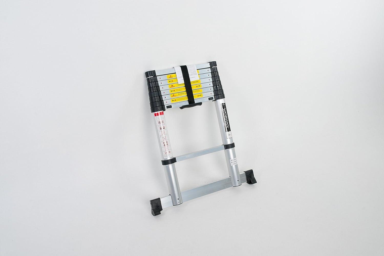 Worhan m luftabsenkungstechnologie teleskopleiter