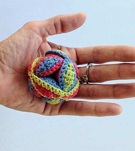 Llavero pelota puzzle: Amazon.es: Handmade