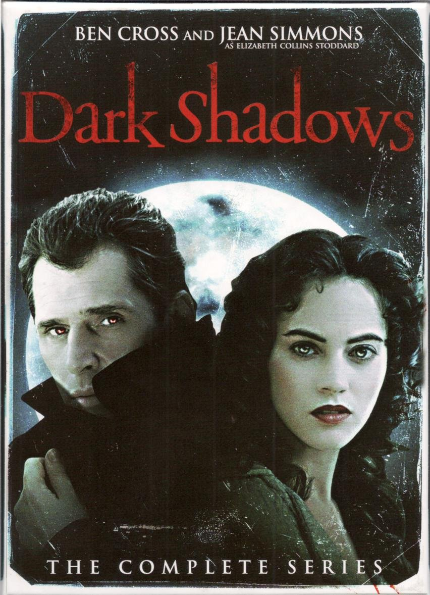Dark Shadows: Complete Series by Tgg Direct