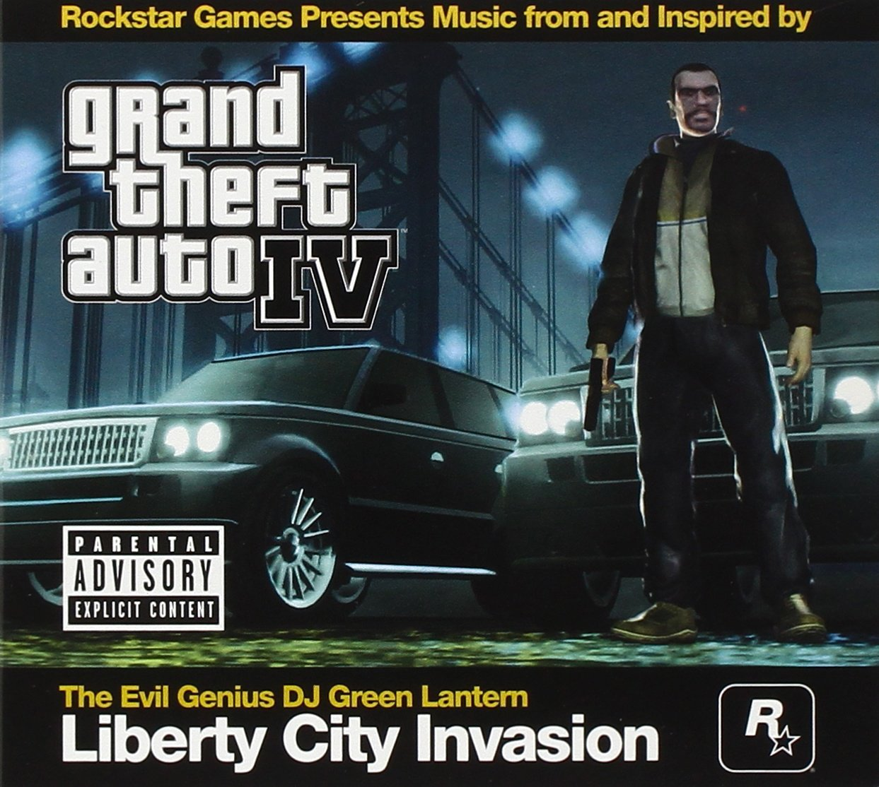 Dj Green Lantern Grand Theft Auto Iv Liberty City Invasion Amazon Com Music
