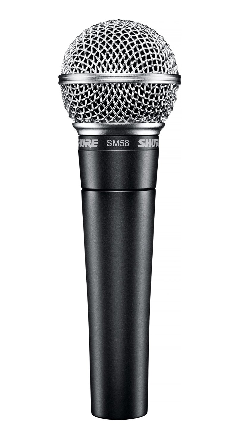 Amazon.com: Shure SM58-LC Cardioid Dynamic Vocal Microphone: Musical ...