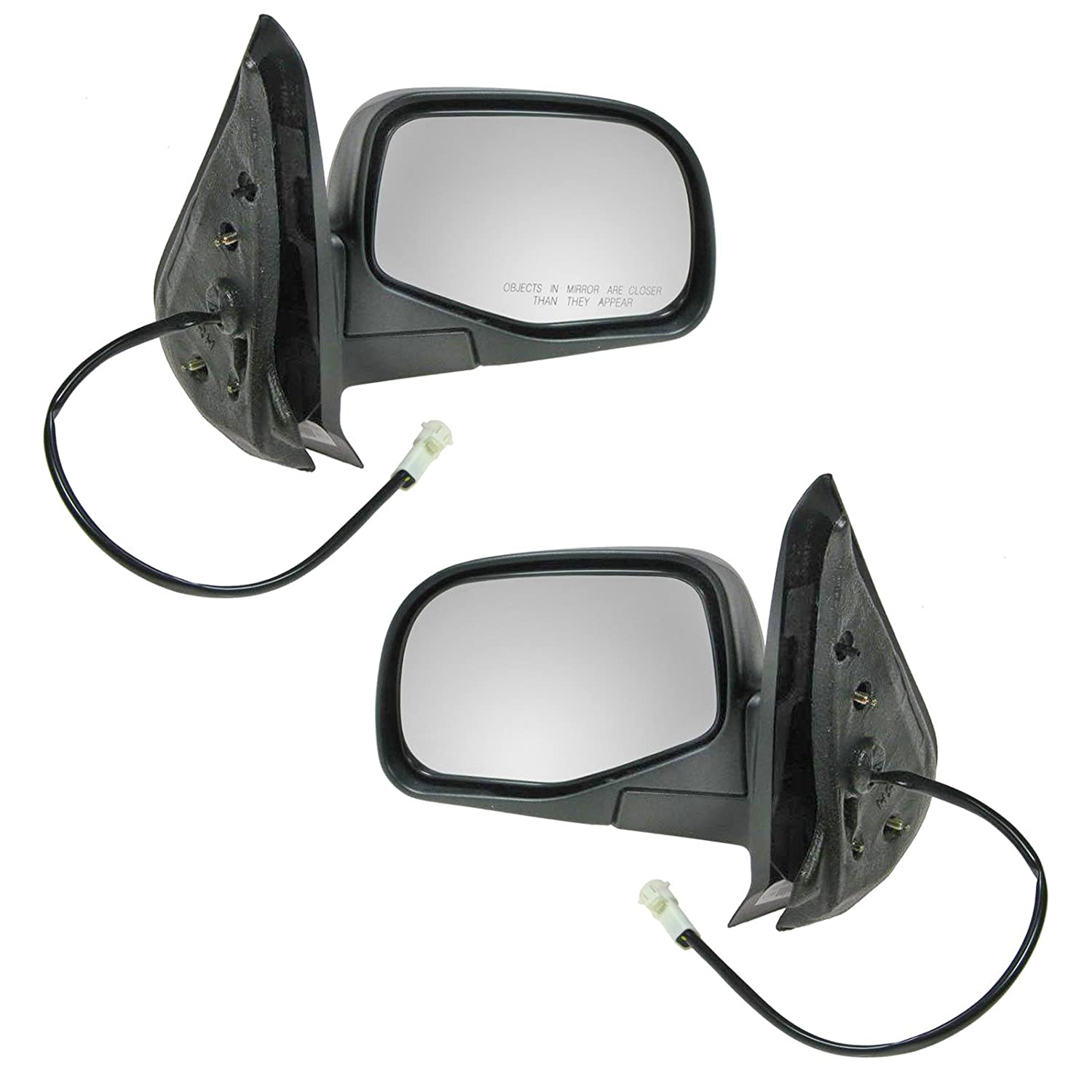New Front,Left Driver Side DOOR MIRROR For Ford Explorer Sport Trac FO1320241