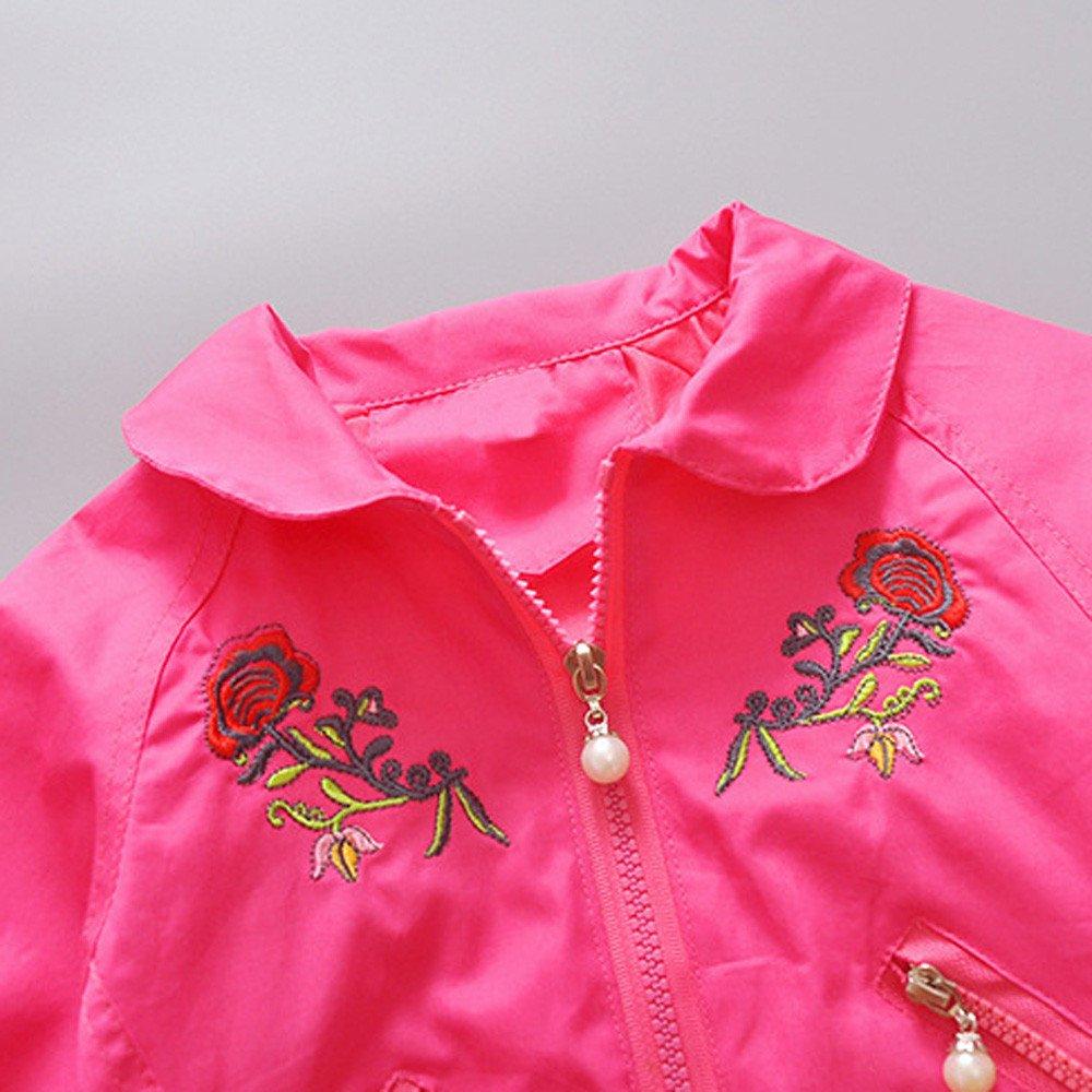 Lifestyler Fashion Girls Zipper Tops Coat Casual Pockets Jackets Cardigan Outwear