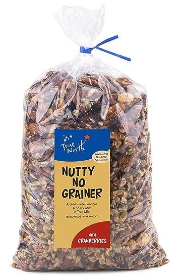 Granola sin granos de True North Granola, Paleo, sin gluten ...