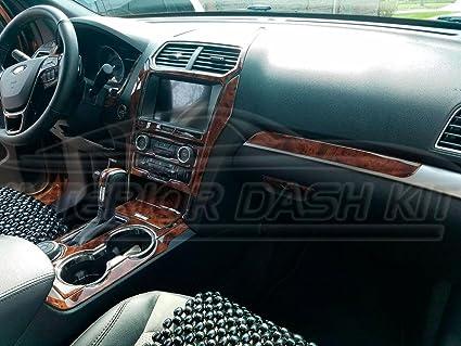 Amazon Com Ford Explorer Xlt Sport Limited Interior Wood Dash Trim