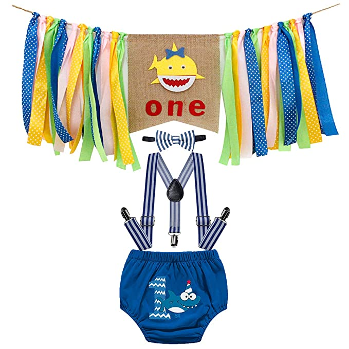 Blue Superhero Handmade. Baby Boys 1st Birthday Cake Smash Outfit// Prop