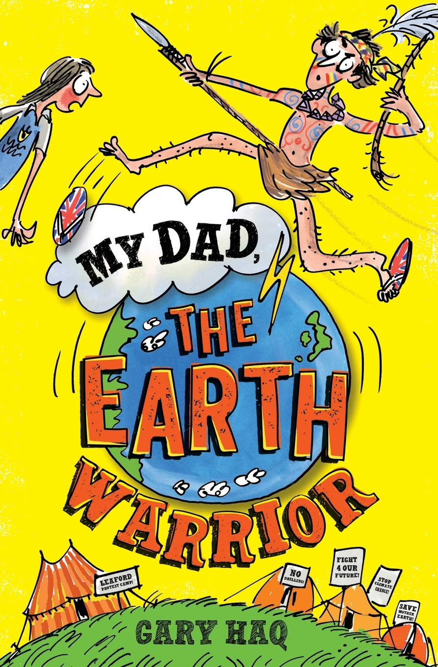 Read Online My Dad, the Earth Warrior ebook