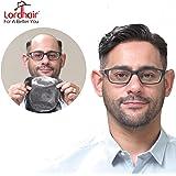 Peluquín Lordhair, de cabello humano