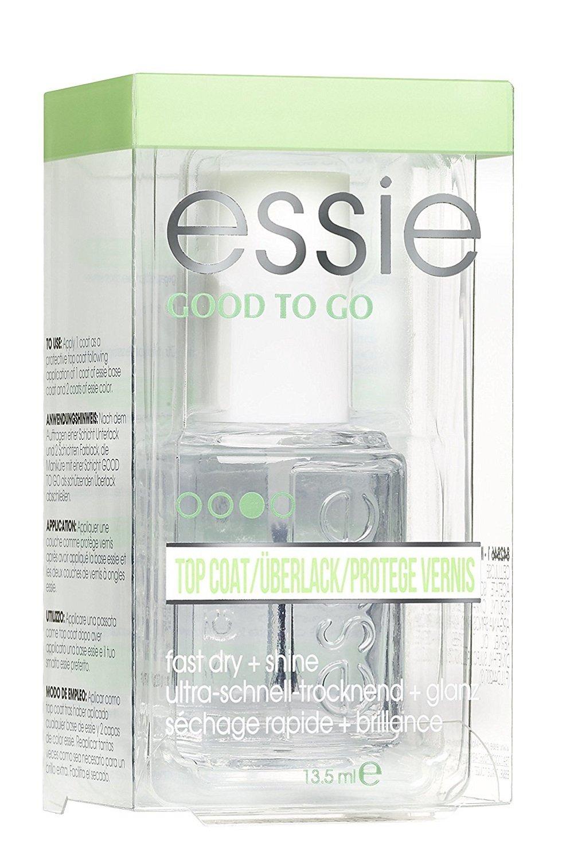 Essie Top Coat Secado Rápido Good to Go: Amazon.es: Belleza