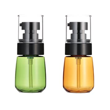 c97e163d3c67 Uviviu 1oz(30ml) UPG Soap and Lotion Dispenser,Empty Refillable Pump  Replacement Bottle for Travel...