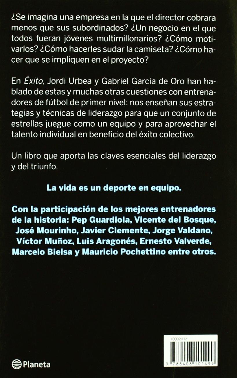 EXITO(9788408101499): Agapea: 9788408101499: Amazon.com: Books