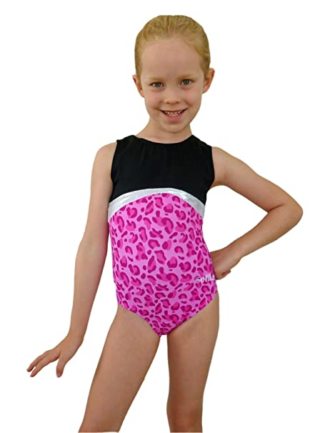 f33e8f5ce759 Amazon.com  Sofilu Toddler Girl Gymnastics Leotard - Somersault CXS ...