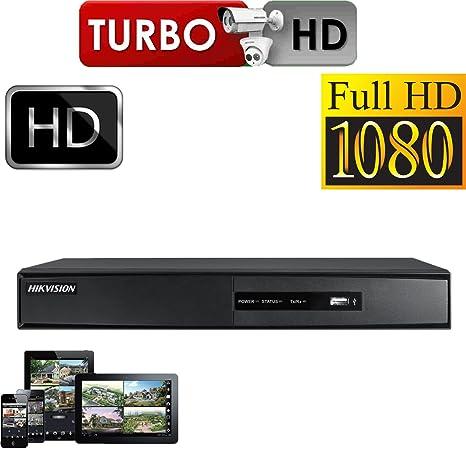 Hikvision DVR cámara grabadora de vídeo de 16 canales con WiFi HDMI P2P Turbo HD 1080P