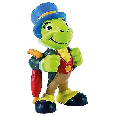 12397 - BULLYLAND - Walt Disney Pinocchio - Figurine Jiminy Cricket