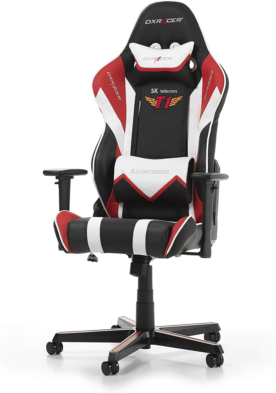 DXRacer Racing Series R6 Gaming Chair for eSport Faux Leather SK