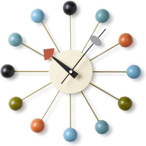 Telechron Atomic Ball Wall Clock