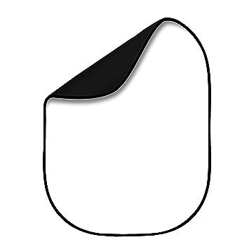 Amazon Com Fovitec 1x 5 X6 5 Black White Double Sided Pop Out