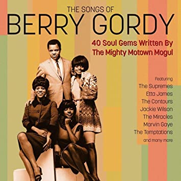 Amazon   Songs Of Berry Gordy[Import]   Various Artists   輸入盤   音楽