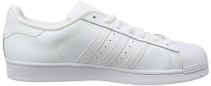 adidas Originals Superstar Baskets Basses Fille B0733G5YRW