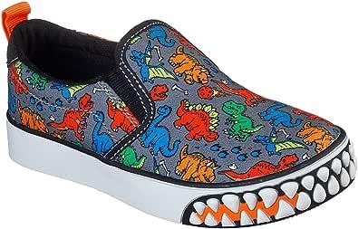 Skechers Unisex-Child Growlers 400040l Sneaker