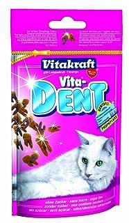 Vitakraft vita-dent Snacks para gatos 75g